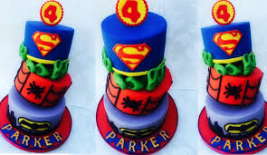 making a superhero cake batman superman spiderman hulk youtube