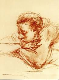 life drawing in tallahassee by jeff whipple 2009 ebony pencil on