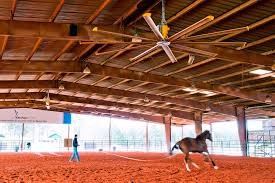 large ceiling fans for stables riding arenas u0026 horse stables from