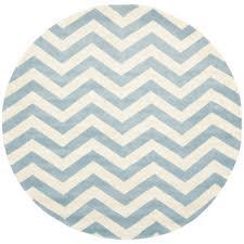 Chevron Shag Rug Floors U0026 Rugs Grey And White Chevron Circle Rugs For Contemporary