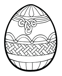 celtic cross mandala coloring pages knot egg page pictures free