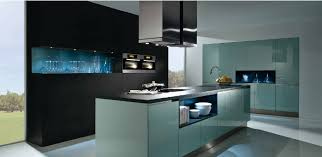 how to tell the quality of a gloss kitchen