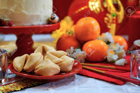 new year traditional decorations new year party table in and gold theme with food