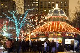 Stone Zoo Christmas Lights by Zoolights At Lincoln Park Zoo Chicago Attractions Review 10best