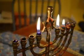 cool menorah festival candle hanukiah high