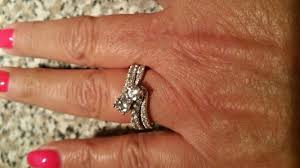 Kay Jewelers Wedding Rings For Her by Kay Ever Us Two Stone Ring 1 1 2 Ct Tw Diamonds 14k White Gold