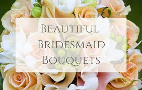 Bridesmaid Bouquet Fabulously Floral Bridesmaid Bouquets Top Tips And Inspiration