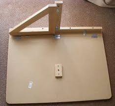 Folding Table Wall Mounted Folding Wall Mounted Table Plans Pdf Woodworking Home Remodeling