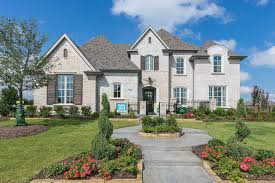 drees homes whitley place estates prosper model home oversized