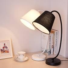 luminaire pour chambre à coucher moderne led table le de bureau pour la chambre à coucher salon