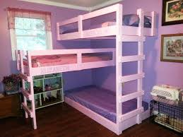 make an indoor playhouse bunk bed ikea mydal hack hackers photo