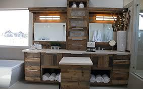 Large Bathroom Vanities by 30 Examples Of The Perfect Reclaimed Wood Vanity