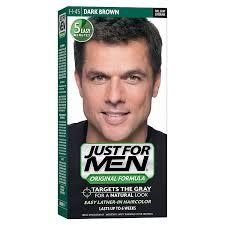 amazon com just for men original formula men u0027s hair color dark
