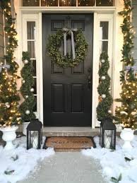 collection christmas porch decorating ideas pictures home design