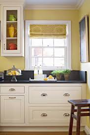 yellow kitchen walls white cabinets 19 popular kitchen cabinet colors with lasting appeal