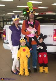 Minnie Mouse Halloween Costume Mickey Mouse Crew Family Costume Halloween Costume Contest