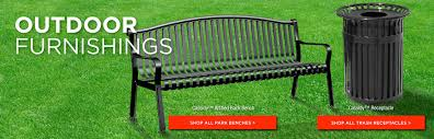 Commercial Outdoor Bench Outdoor Commercial Furnishings U0026 Furniture Benches Tables For