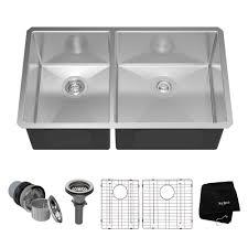 double sinks for kitchens double bowl kitchen sinks undermount kitchen sinks stainless