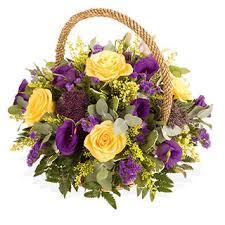 basket arrangements boy basket arrangement flower basket arrangement