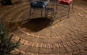 Circular Patio Kit by Gallery Fox Valley Stone U0026 Brick
