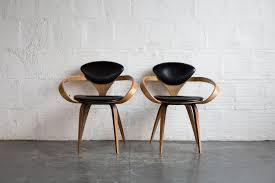 Norman Cherner Pretzel Chair U2013 The Good Mod
