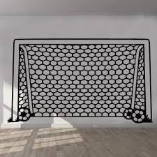 Kids Football Room by Popular Wall Sticker Kids Football Goals Buy Cheap Wall Sticker