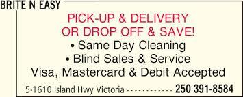 Blind Cleaning Toronto Brite U0027n Easy Blind Cleaning Victoria Bc 5 1610 Island Hwy