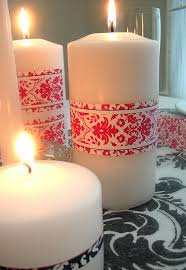 Valentines Day Decoration 14 Beautiful And Romantic Candles For Valentine U0027s Day Digsdigs