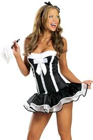 French Maid Halloween Costume Popular Halloween Costume Ideas 10