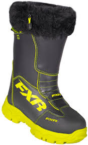 womens snowmobile boots canada fxr s excursion snowmobile boot 2018 ebay