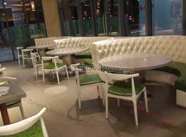 Circular Banquette Modern Fast Food Restaurant Booth Banquette Seating Buy