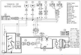 wiring diagram wiring diagrams for yamaha golf cart electric g8