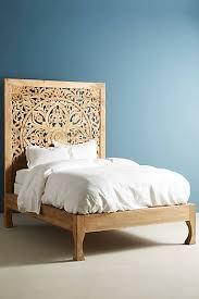 furniture beds anthropologie