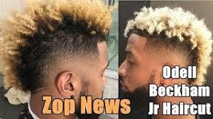 odell beckham jr haircut odell beckham jr haircut fade videos by bapse com