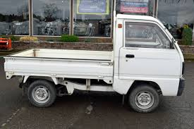 suzuki carry truck behold the kei mini campervan crankshaft culture