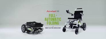 airwheel h3 automatic folding electric wheelchair john preston