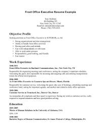 front desk resume sle hotel front desk receptionist resume sle office exles manager