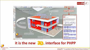 designph plugin for trimble sketchup by passive house institute