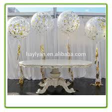 jumbo balloons jumbo confetti tassel balloons buy jumbo balloon confetti