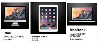 macbooks black friday ipads imacs and macbooks black friday deal by john lewis