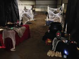 halloween horse barn parties