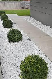 White Rock Garden White Landscaping Rock I A Small White Rock Garden I Think