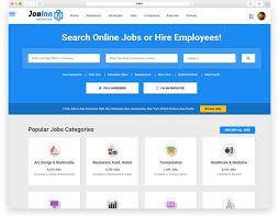 top 10 best job board html5 website templates 2016 edition libthemes