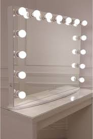 vanity hollywood lighted mirror diy vanity mirror with lights for bathroom and makeup station
