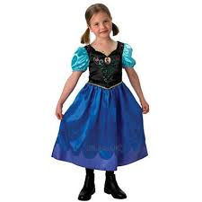 buy rubies anna classic child costume 3 4 years from our all