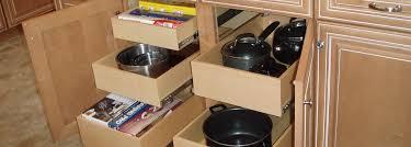 Kitchen Cabinet Slide Out Shelves Custom Pull Out Shelves U0026 Cabinet Refacing Pa Nj Delaware