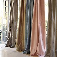 Dusty Pink Curtains Out Of Stock But Asked For Notification When Returns Silk Curtains