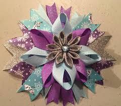 bow hair best 25 frozen hair bows ideas on diy bow diy hair
