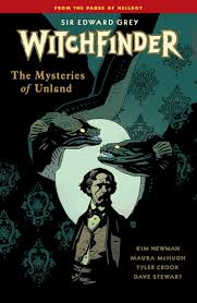 31 days of halloween mike mignola u0027s witchfinder the mysteries of