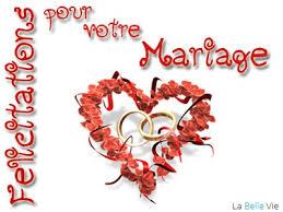 felicitations pour un mariage félicitation pour votre mariage